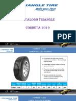 CATALOGO TRIANGLE 2019