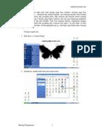 Sharing Folder Lewat Wireless