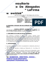 AMPLIACIO ALIMENTOS CTS GRATI