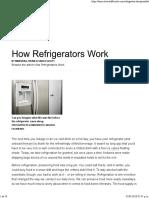 How Refrigerators Work _ HowStuffWorks.pdf
