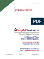 EasyMail Services Ltd. Company Profile
