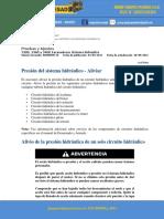 ALIVIO DE PRESIONES DEL SISTEMA HIDRÁULICO 336DL antes de realizar algun desmontaje.pdf
