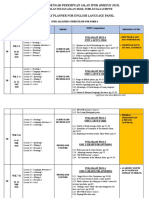 2020 YEARLY PLANNER FOR ENGLISH LANGUAGE FORM 4
