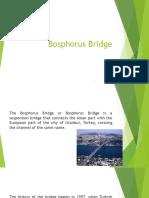 Bosforo Bridge (Estambul)