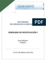GUIA DIDACTICA Unidad 2 SemInv I  07 feb_01 marzo 2014 pdf.pdf