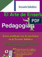 ARTE DE ENSEÑAR ESCUELA SABATICA.pptx