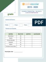 Clave_de_Respuestas_Examen_Trimestral_Sexto_grado_Bloque_II_2019-2020