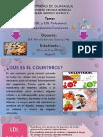 HDL Y LDL COLESTEROL.pptx