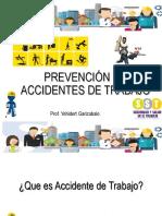 Prevención de Accidentes de Trabajo