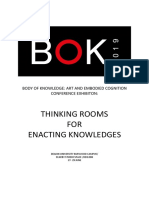BoK Exhibition Catalogue