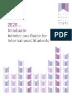 SNU Admissions Guide for Graduate Fall 2020 (Korea).pdf