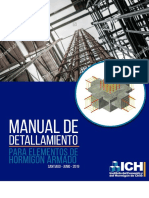 433721269 Manual de Detallamiento Para Elementos de Hormigon Armado 2019 PDF