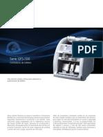 Glory GFS-100 series overview datasheet - Spanish - August 2015