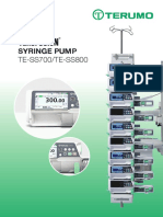 Syringe Pump TE-SS_700 SS_800