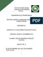 UNIDAD 3 DISEÑO ASISTIDO POR PC