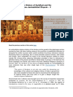 5. History of Ayodhya and the Ram Janmabhoomi Dispute