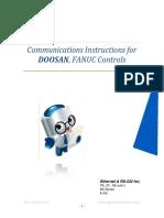 Comm Setup Doosan Fanuc r1_2 Update