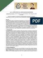 SBA-15 COMO SOPORTE EN LA INMOVILIZACIÓN DE IBUPROFENO