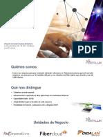 Presentación Comercial FLX