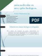 Difusión molecular en soluciones y geles biológicos-BAZAN-1.pptx