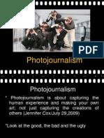 Photojournalism-presentation