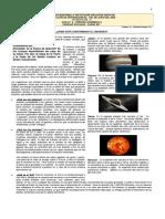 Guía Nº 2  - Cómo está conformado el universo
