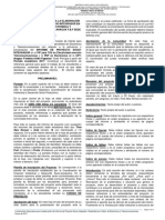 Lineamientos para presentación de informe de proyecto (modificacion Junio 2017 -rene)