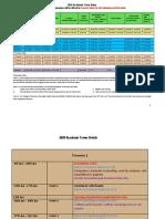 2020 FNU Academic Calendar 31.10.2019