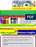 25782913 Sumeet Industries Ltd 514211 a Wealth Creating Penny Stock From HBJ Capital Nov 09 12 Times in 18 Months