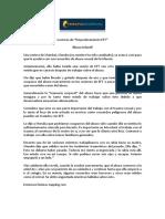 Lectura Empoderamiento EFT 9