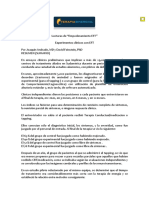 Lecturas Empoderamiento EFT 13