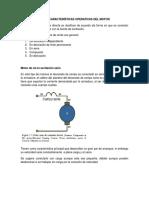 Analisis de Las Caracteristicas Operativas Maquinas Electricas