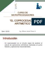 Tema10 - Coproprocesador