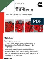 Manejo de Residuos Peligrosos y No Peligrosos 2010 PC