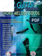 Jazz Guitar Standards - Chord Melody Solos