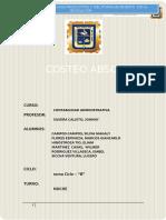 COSTO-ABSORBENTE