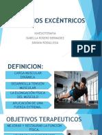 EJERCICIOS EXCENTRICOS