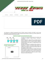 CLASIFICACIÓN DE LAS SOLUCIONES - Aprendo Quimik