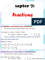 Book 2 - Chapter 7 Fractions.pptx