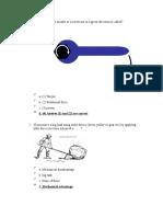 GEARS mechanical aptitude test