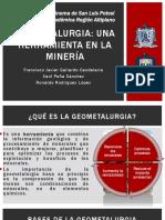 Geometalurgia
