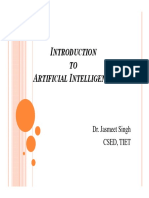 Introduction of AI-Defintion,approaches.pdf