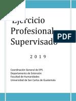 EPS edición 2019 al 2020