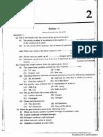 Chem Model Paper 2