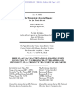 Rupp NSSF Amicus Brief