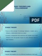 Dyadic-Theories-Followership-Report