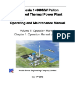 Chapter 1:Operation Manual of Boiler