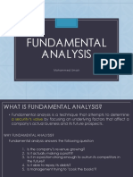 fundamental and technical ppt