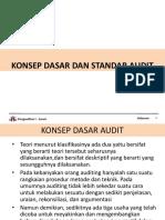 BAGIAN II - STANDAR AUDIT D3 Akuntansi