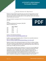 ASTM D6751 _B100_ Biodiesel done